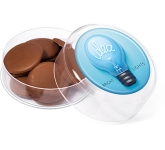 Maxi Round Sweet Pots - Milk Chocolate Buttons