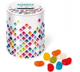 Money Box Sweet Tins - Jelly Beans  by Gopromotional - we get your brand noticed!