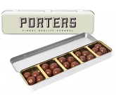 Slim Treat Tins - Milk Chocolate Malt Balls