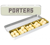 Slim Treat Tins - White Chocolate Malt Balls
