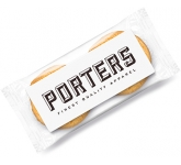 Snack Treat Bags - 2 x Mini Shortbread Biscuits  by Gopromotional - we get your brand noticed!
