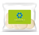 Sweet Treat Bags - White Chocolate Buttons - 20g  by Gopromotional - we get your brand noticed!