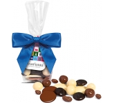 Swing Tag Sweet Bags - Chocolate Solars