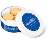 Treat Tins - All Butter Shortbread Biscuits  by Gopromotional - we get your brand noticed!