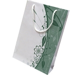Birch Premium Rope Handled Paper Bag  by Gopromotional - we get your brand noticed!