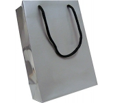 Birch Supreme Rope Handled Paper Bag  by Gopromotional - we get your brand noticed!