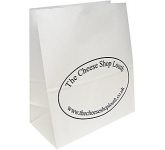 Cocoa 12 x 16 Pharmacy Paper Bag