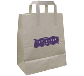 Fir A3 External Tape Handled Kraft Paper Bag