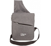 Capital Messenger Bag  by Gopromotional - we get your brand noticed!