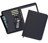 Dartford Tablet Zipped Conference Folder  by Gopromotional - we get your brand noticed!