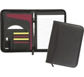 Wessex A5 Zipped Conference Folder