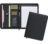 Dartford Zipped Calculator Conference Folder  by Gopromotional - we get your brand noticed!