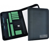 Surrey Zipped Conference Folder  by Gopromotional - we get your brand noticed!