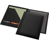 Boston Leather Folder  by Gopromotional - we get your brand noticed!