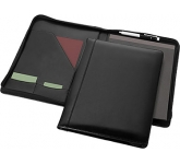 Brighton Leather Zipped Folder  by Gopromotional - we get your brand noticed!
