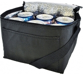 Grasmere 6 Can Cooler Bag  by Gopromotional - we get your brand noticed!