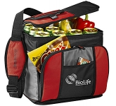 Sportsline 24 Can Easy Access Cooler Bag  by Gopromotional - we get your brand noticed!