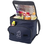 Chicago Foldable Cooler Bag  by Gopromotional - we get your brand noticed!