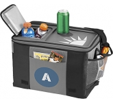 Sportsline 50 Can Table Top Cooler  by Gopromotional - we get your brand noticed!