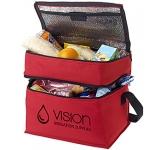 Beverley Branded Cooler Bag  by Gopromotional - we get your brand noticed!