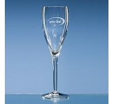 Angelo Lead Crystal Champagne Flute  by Gopromotional - we get your brand noticed!