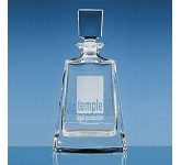 Boston Lead Crystal Spirit Decanter  by Gopromotional - we get your brand noticed!