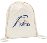 Westbrook 4.5oz Cotton Drawstring Bag  by Gopromotional - we get your brand noticed!