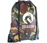 Camouflage Drawstring Bag  by Gopromotional - we get your brand noticed!