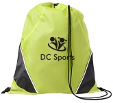 Empire Drawstring Bag  by Gopromotional - we get your brand noticed!