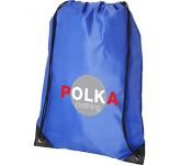 Premium Combo Branded Drawstring Bag  by Gopromotional - we get your brand noticed!