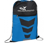 Trackside Drawstring Bag  by Gopromotional - we get your brand noticed!