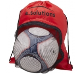 Goal Drawstring Bag  by Gopromotional - we get your brand noticed!