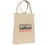 Castleford 10oz Natural Midi Tote Bag