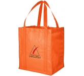 Cheltenham Non-Woven Grocery Tote Bag  by Gopromotional - we get your brand noticed!