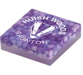 Atomic Branded Eraser  by Gopromotional - we get your brand noticed!