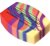 Funky Eraser  by Gopromotional - we get your brand noticed!