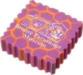 Honeycombe Eraser  by Gopromotional - we get your brand noticed!