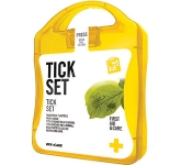 Tick Set First Aid Survival Case