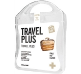 Travel Plus First Aid Survival Case  by Gopromotional - we get your brand noticed!