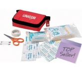 20 Piece Promotional First Aid Kit
