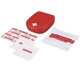 Denver 6 Piece First Aid Kit  by Gopromotional - we get your brand noticed!