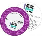 Alcohol Units Data Disc