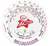 BMI Calculator Data Discs - 2 Disc