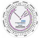 Pregnancy Calculator Data Discs