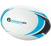 Edwards Rugby Ball  by Gopromotional - we get your brand noticed!