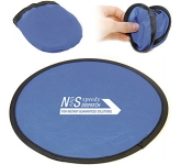 Fold Up Flying Frisbee  by Gopromotional - we get your brand noticed!