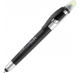 Hi-Touch Multi-Function Highlighter Pen  by Gopromotional - we get your brand noticed!