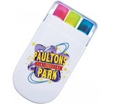 ColourBrite Trio Gel Highlighter  by Gopromotional - we get your brand noticed!