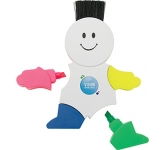 Mr Highlighter Brush  by Gopromotional - we get your brand noticed!
