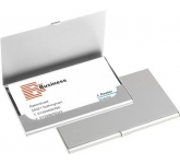 Spectrum Business Card Holder  by Gopromotional - we get your brand noticed!
